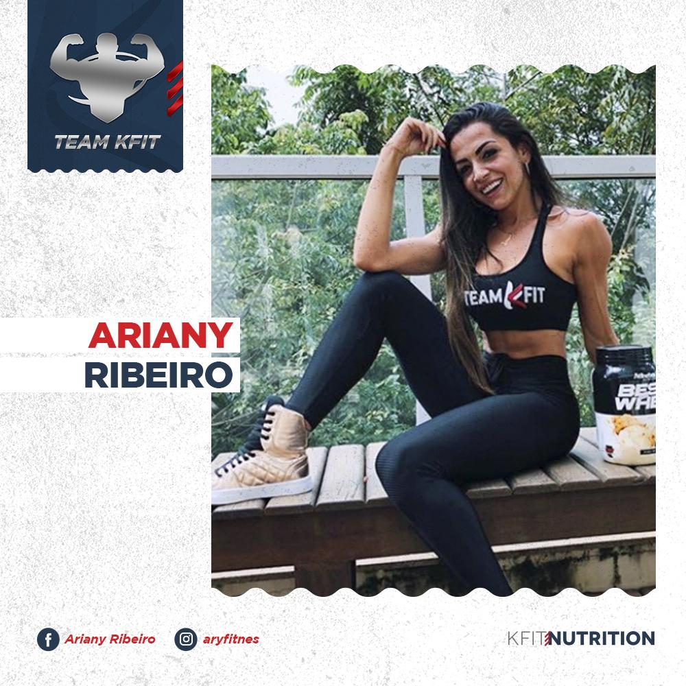 Atleta Team Kfit – Ariany Ribeiro