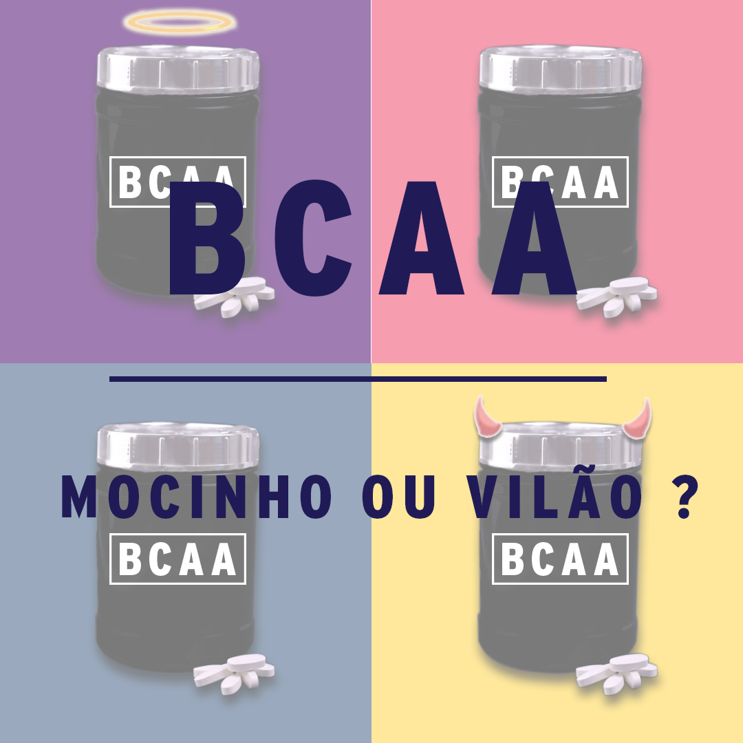 BCAA – Vilão ou Mocinho?