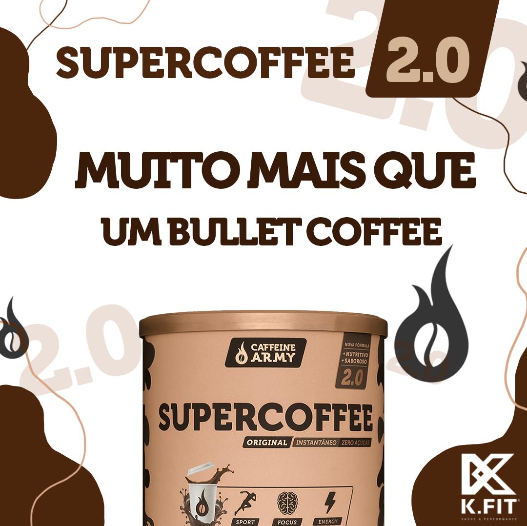 Supercoffee – Muito mais que um bulletproof coffee
